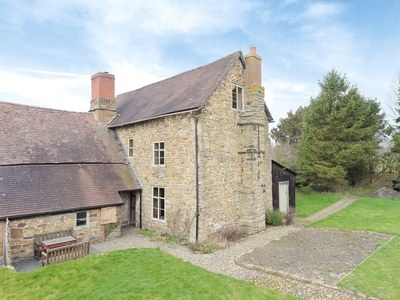 Number 1 Henley Cottage, Shropshire, Church Stretton