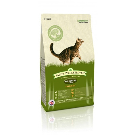 JW Turkey & Veg Cereal Free Dry Food 1.5kg