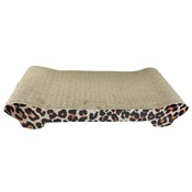 CA&T - CA&T Scratch Lounger  – Leopard Print