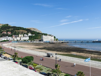 The Queens Hotel, Llandudno, Wales, Llandudno
