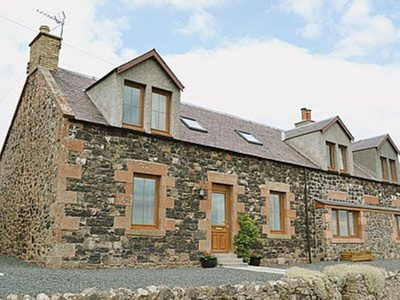 Tara Cottage, Scottish Borders, Gordon