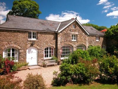 The Coach House, Devon, Brentor