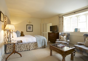 The Manor House Hotel, Gloucestershire 2
