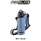 H204K9 - Sky Blue Water Bottle Sling Holder