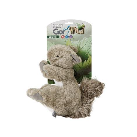 Gor Wild Dog Toy - Squirrel