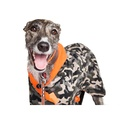 Personalised Green Camo Sighthound Coat 5