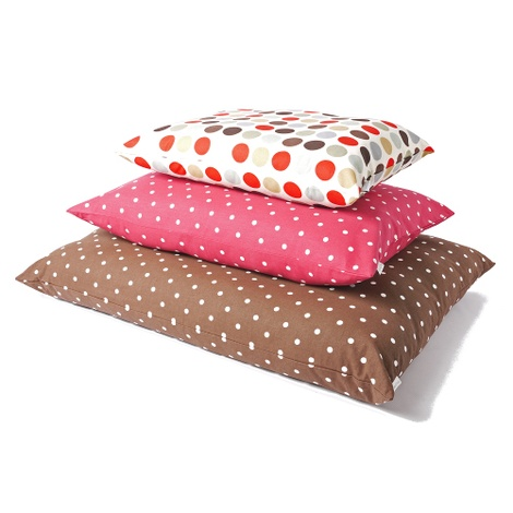 Cotton Top Day Bed - Dotty Taupe 3