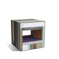 Bloq Eco Pet Bed & Side Table 8