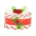 Rawhide Christmas Cake