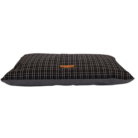 Tweed fabric cushion bed - Ascot