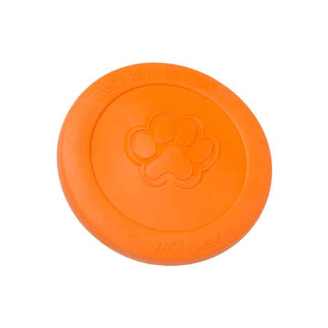 Zogoflex® Zisc Flying Disc – Tangerine