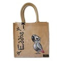 Bespoke Poochini Original Bag - Natural 4