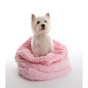 In Vogue Pets - Pooch Pod Dog Bed - Pink