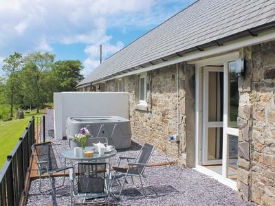 Owl Cottage, Carmarthenshire, Ffairfach