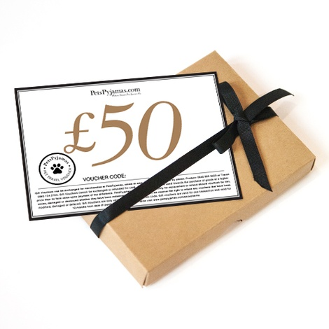 £50 Travel Gift Voucher