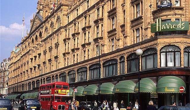 Harrods London 4