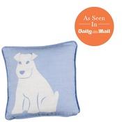 White Rabbit - Dog Cushion