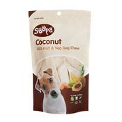Soopa - Coconut Dog Chews (3 x 100g)