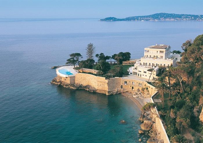 Cap Estel Hotel, France 1
