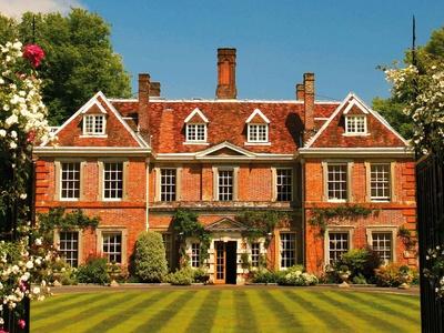 Lainston House, Hampshire, Winchester