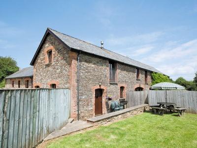 Swallows Cottage, Devon, Fairy Cross