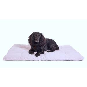 Plain Dog Roll Bed - Grey