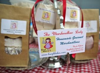 The Marshmallow Lady - Edinburgh - EH7 4EA