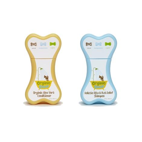 Holistic Bite Itch Shampoo & Aloe Vera Conditioner Set