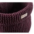 Cotton Toy Basket - Bordo 2