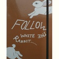 White Rabbit Notebook