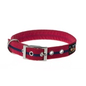 Oscar & Hooch - Bold Red Signature Range Collar