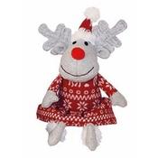 Happy Pet - Mrs Prancer Plush Dog Toy