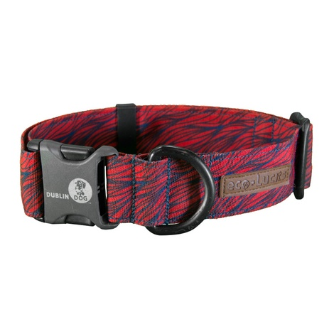 EcoLucks Dog Collar – Elements Fire