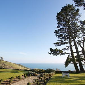 <strong>Talland Bay Hotel, Cornwall:</strong> Only a bone's throw away from the beach - we love!