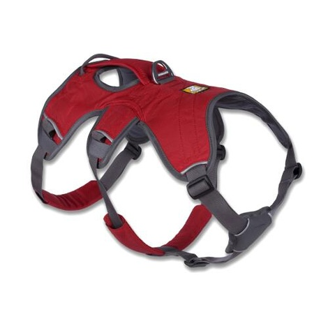 Ruffwear Webmaster Harness - Red Currant