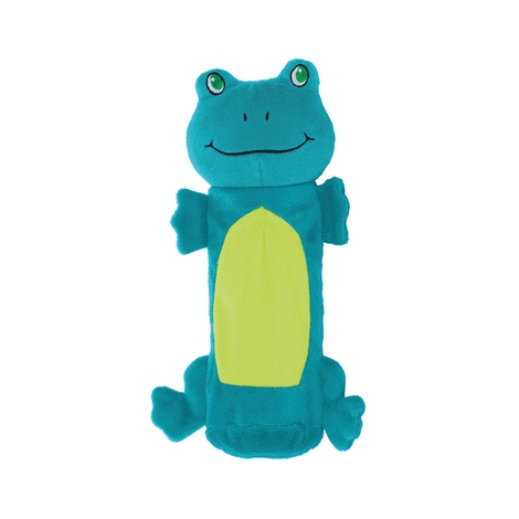 Bottle Gigglers Dog Toy – Frog