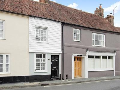 Chalk Cottage, West Sussex, East St