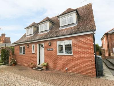 The Lodge off High Street, Suffolk, Hadleigh