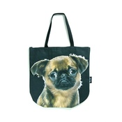 DekumDekum - Picasso the Griffon Brabancon Dog Bag