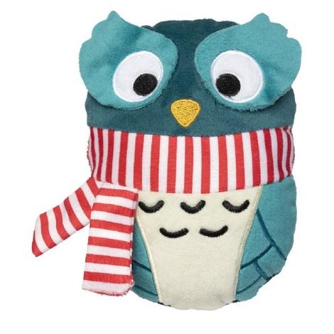Christmas Owl Toy