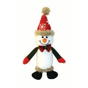 Happy Pet - Stanley the Snowman Dog Toy
