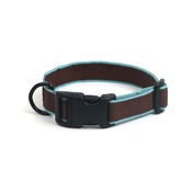 Long Paws - Secret Agent Dog Collar - Brown