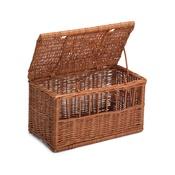 Prestige Wicker - Wicker Pet Carrier Basket
