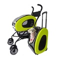 Lime Green 5-in-1 Pet Buggy