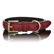 Paws with Opulence - Limited Edition Luxe Red Dog Collar