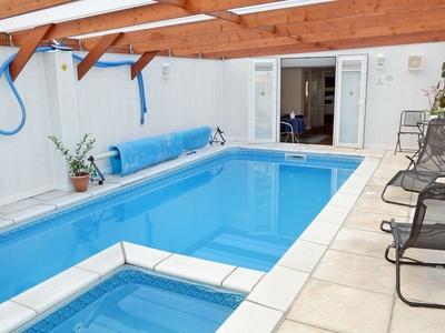 The Pool House, Cornwall, Tywardreath