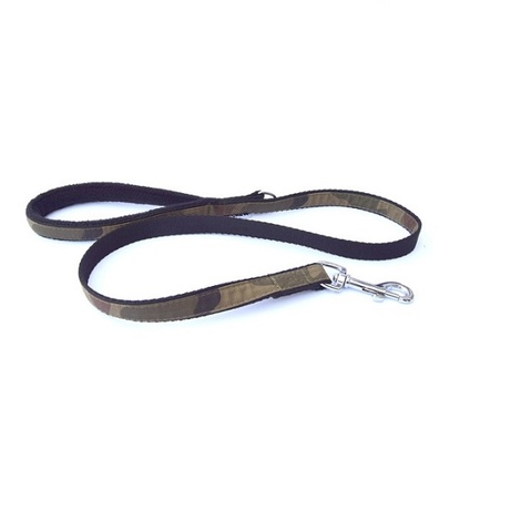 K9CREW Camo Walking Lead