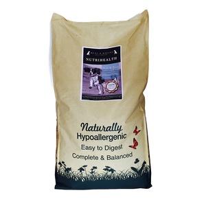 NutriHealth Adult Large Dog Fish & Rice 12kg