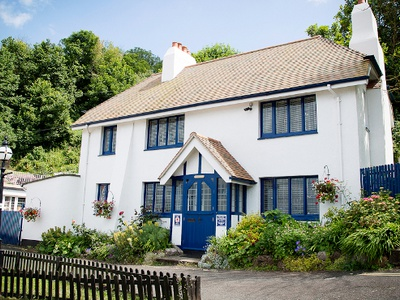 Beach Cottage at The Cary Arms, Devon, Torquay