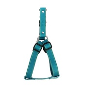 The Leather Dog Co - Blue Leather Dog Harness